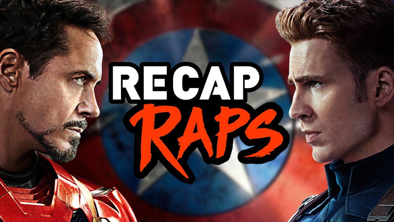 """""""Captain America: Civil War"""" gerappt zusammengefasst"""