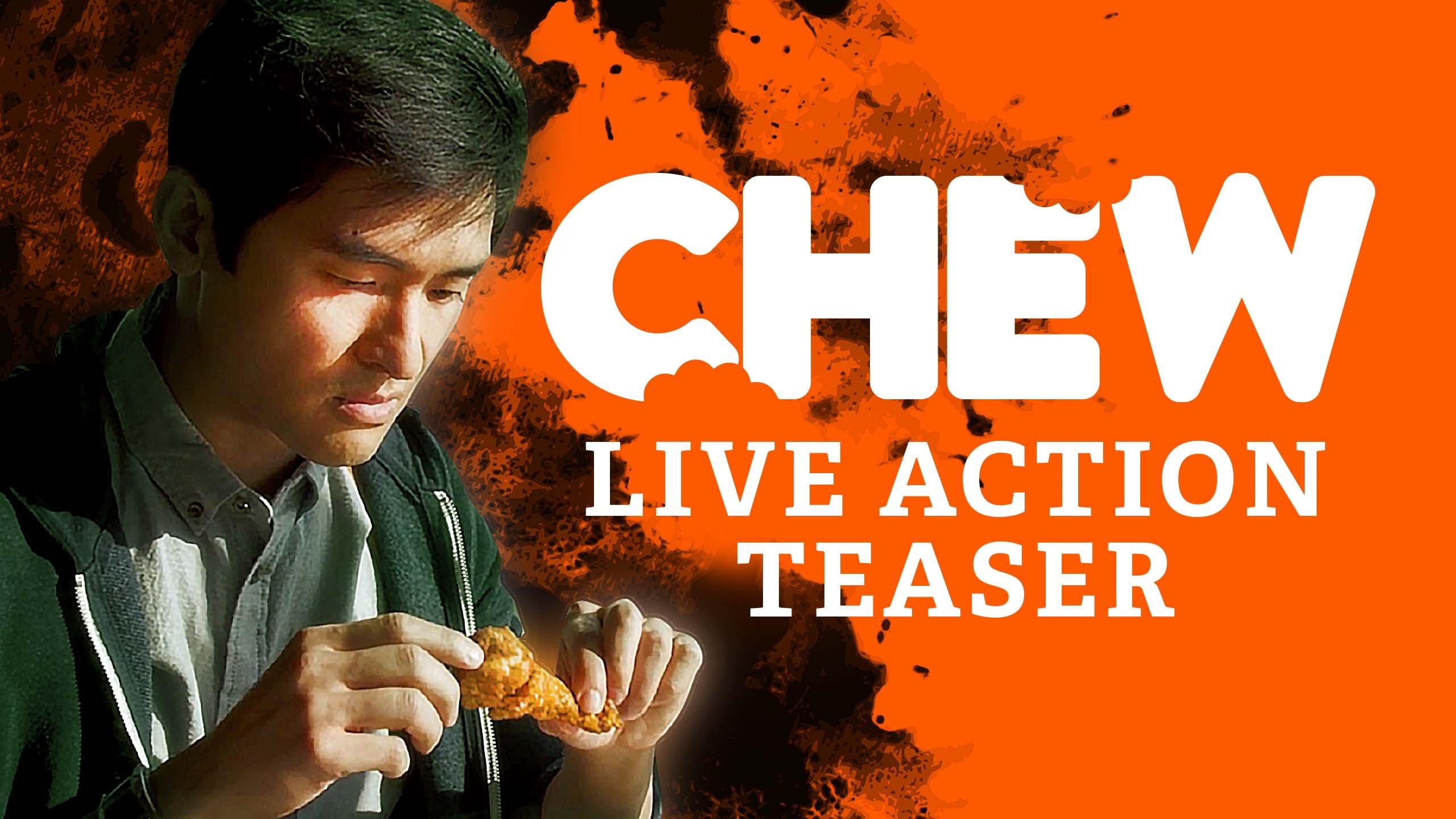 """""""Chew"""" könnte auch eine Fernsehserie werden, wenn es nach diesem Fanteaser geht"""