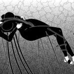 """Das Musikvideo zu """"Anvil"""" von LORN ist eine hübsch animierte düstere Zukunftsvision"""
