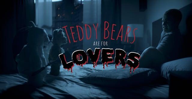 """Im Kurzfilm """"Teddy Bears Are For Lovers"""" attackiert eine Teddybär-Armee den Ex-Freund"""