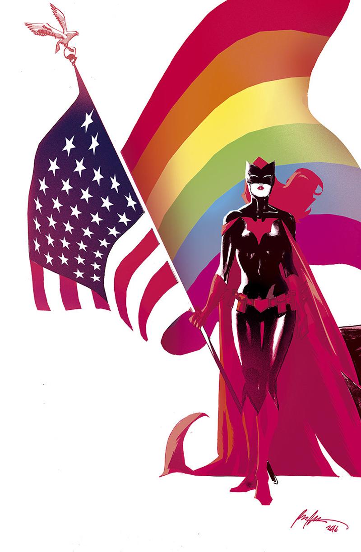 """IDW, DC Comics und viele bekannte Leute kommen zusammen, um mit """"Love is Love"""" LGBT-Helden zu feiern"""