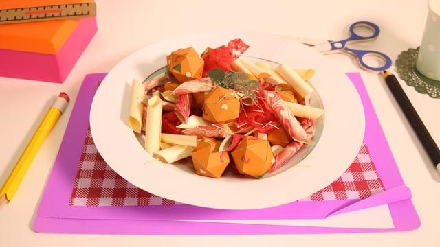 Papermeals: Mit Papercraft in Stop Motion kochen