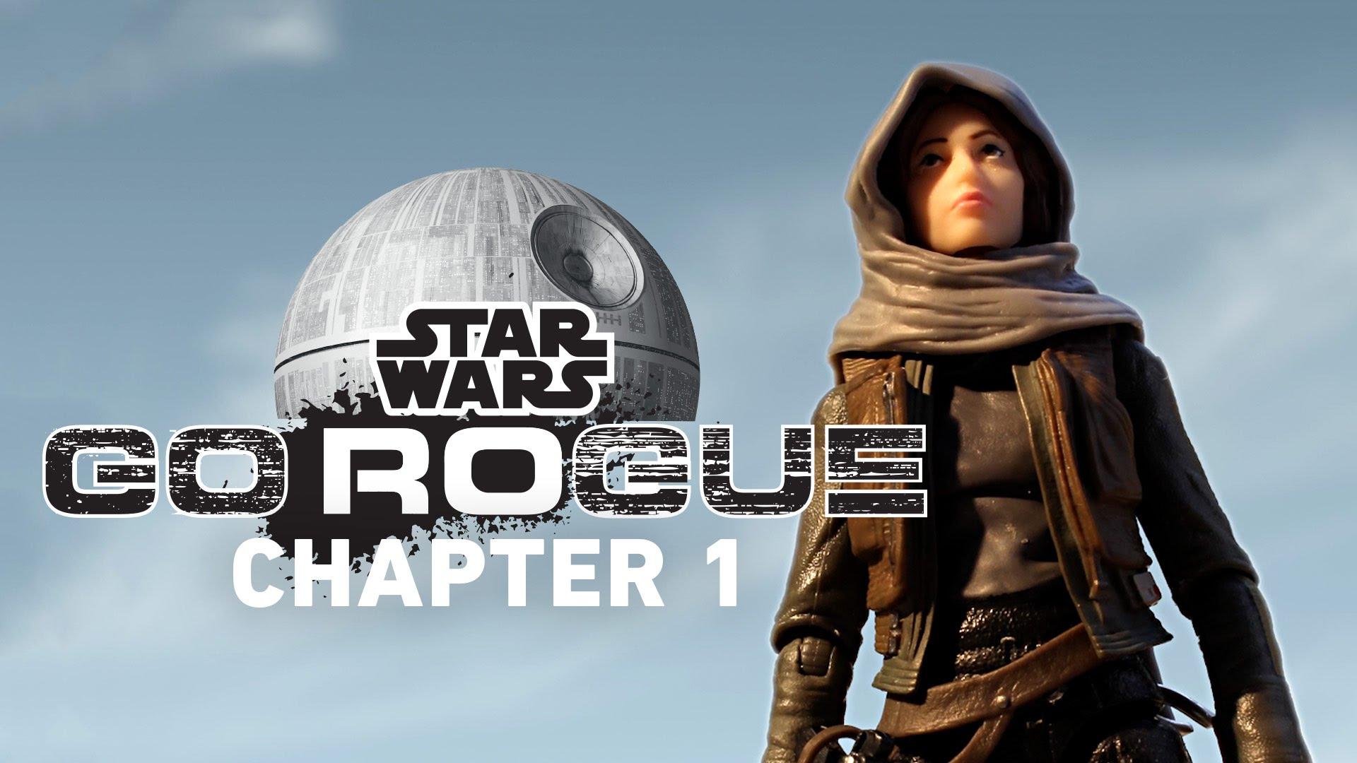 """""""Star Wars Go Rogue"""" – Ein netter Kurzfilm stellt uns die Toys zum neuen Film vor"""
