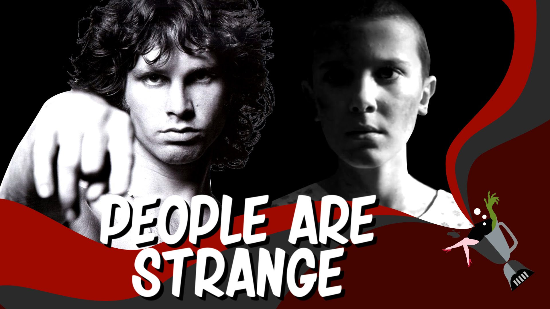 """Stranger Things"" mit ""People Are Strange"" von The Doors ist… strange"