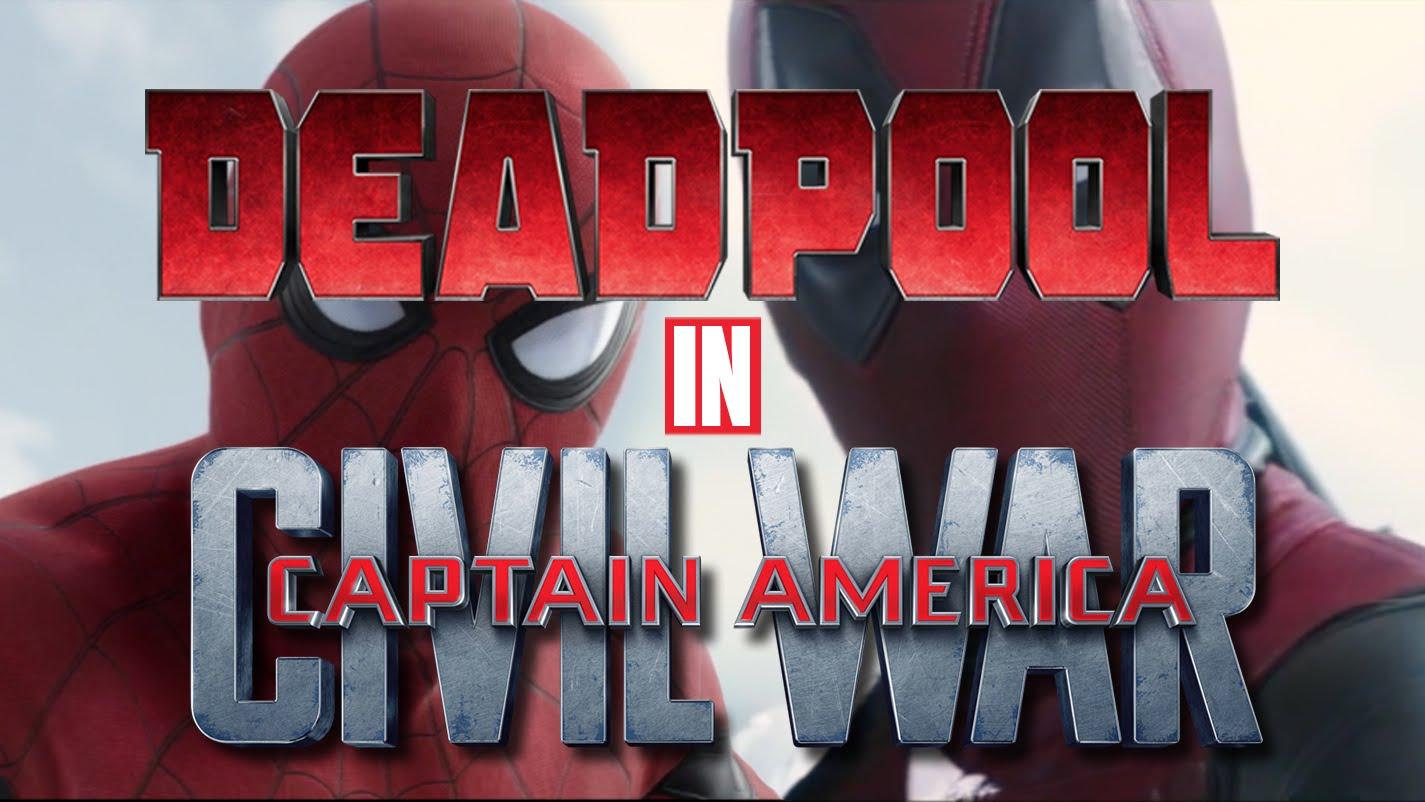 """Tatsächlich war Deadpool doch in """"Captain America: Civil War"""""""