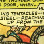 Über die Herkunft der Comic-typischen Schriftart