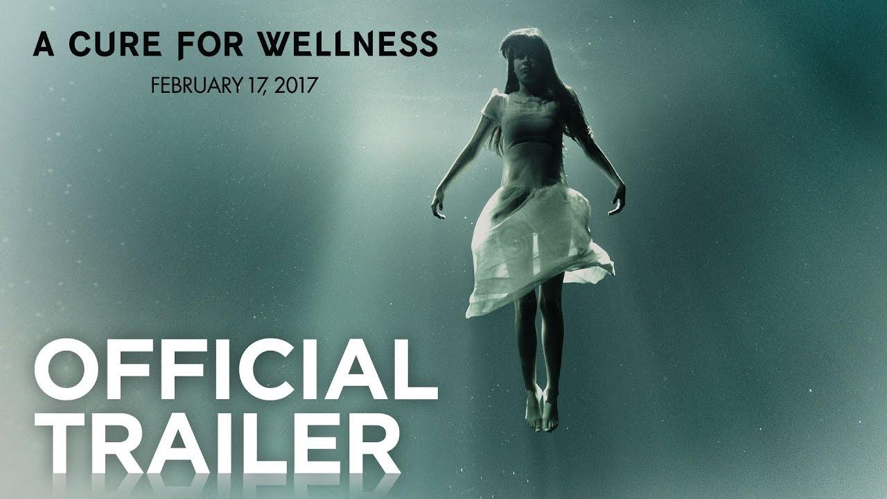 """""""A Cure for Wellness"""" hat einen schönen Trailer, aber einen merkwürdigen Soundtrack"""
