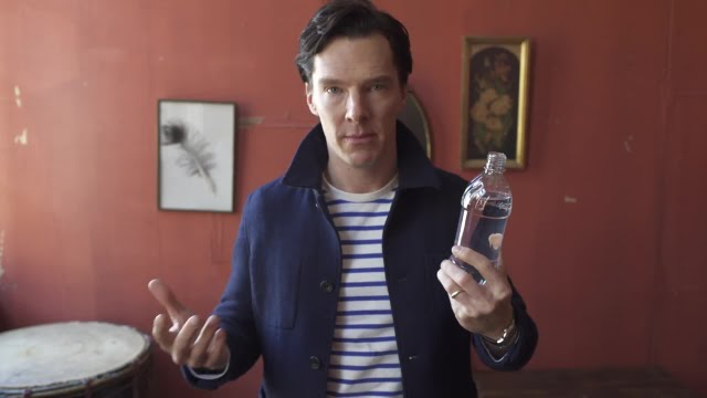 Benestrange Cumberdoc zeigt uns den tollsten Zaubertrick der Welt