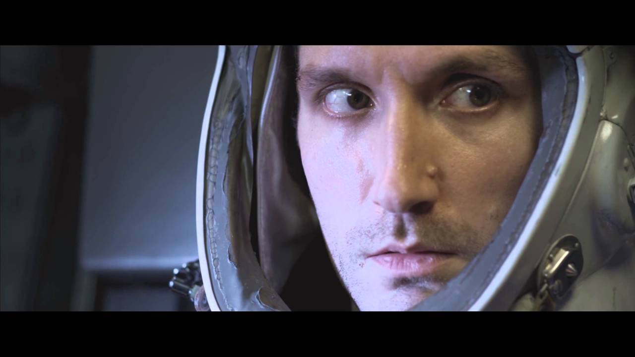 """Der Trailer zu """"Capsule"""" erzählt die Geschichte des ersten Briten im Weltraum"""