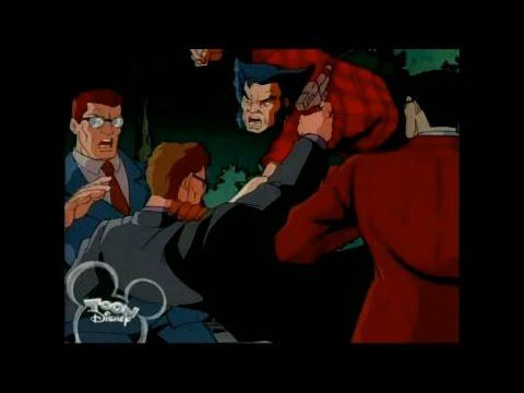 """Der Trailer zu """"Logan"""" mit Szenen aus den alten X-Men-Zeichentrickserien"""