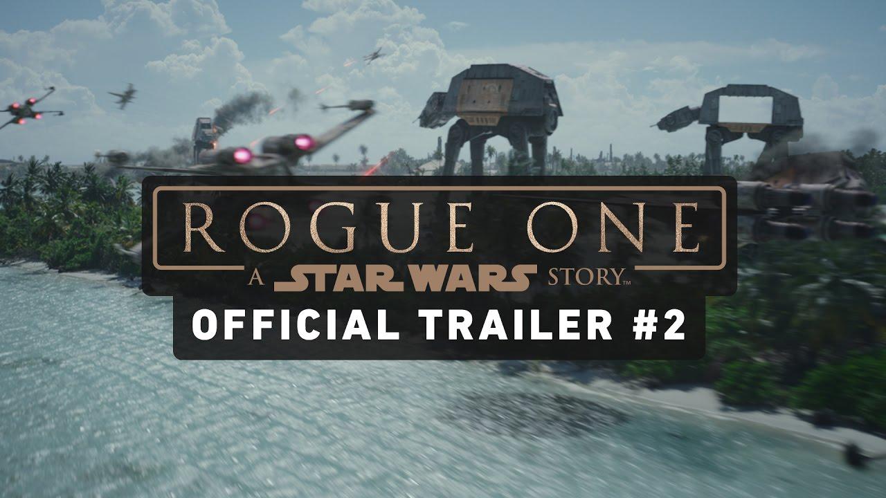 """Der zweite Trailer zu """"Rogue One: A Star Wars Story"""" ist auch ziemlich nett"""