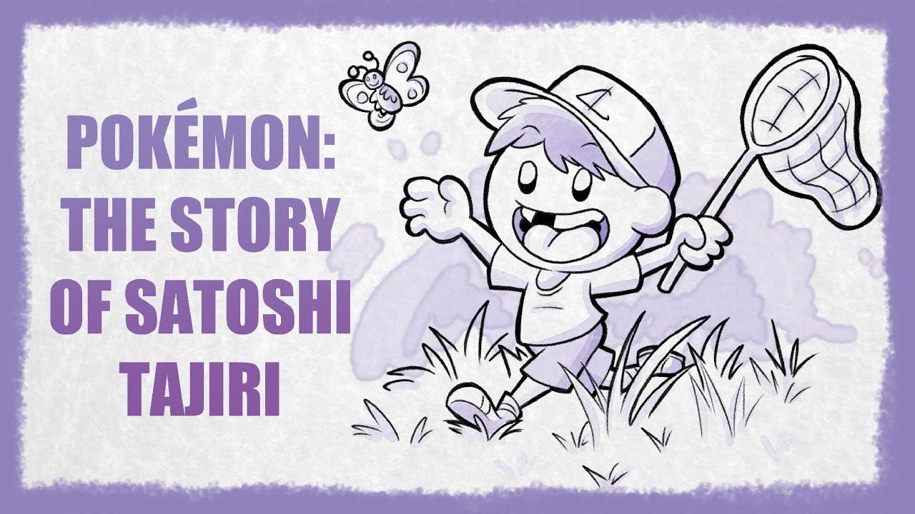 Die Geschichte von Satoshi Tajiri und dem, was später mal Pokémon werden sollte