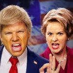 EPIC RAP BATTLES OF HISTORY: Donald Trump vs. Hillary Clinton