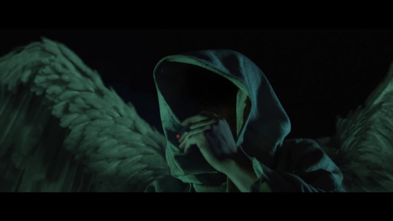 "Im Kurzfilm ""As They Continue To Fall"" geht ein Obdachloser Engel jagen"