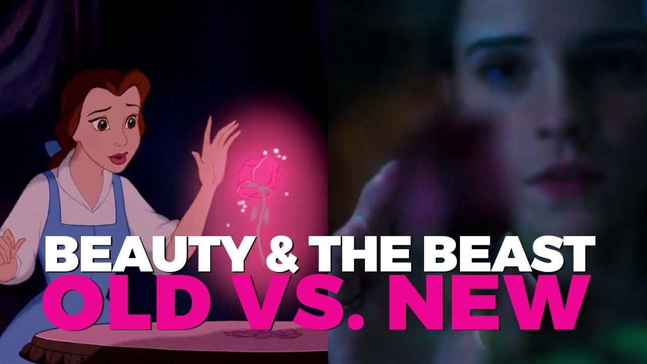 """Beauty & The Beast"": neu neben alt"