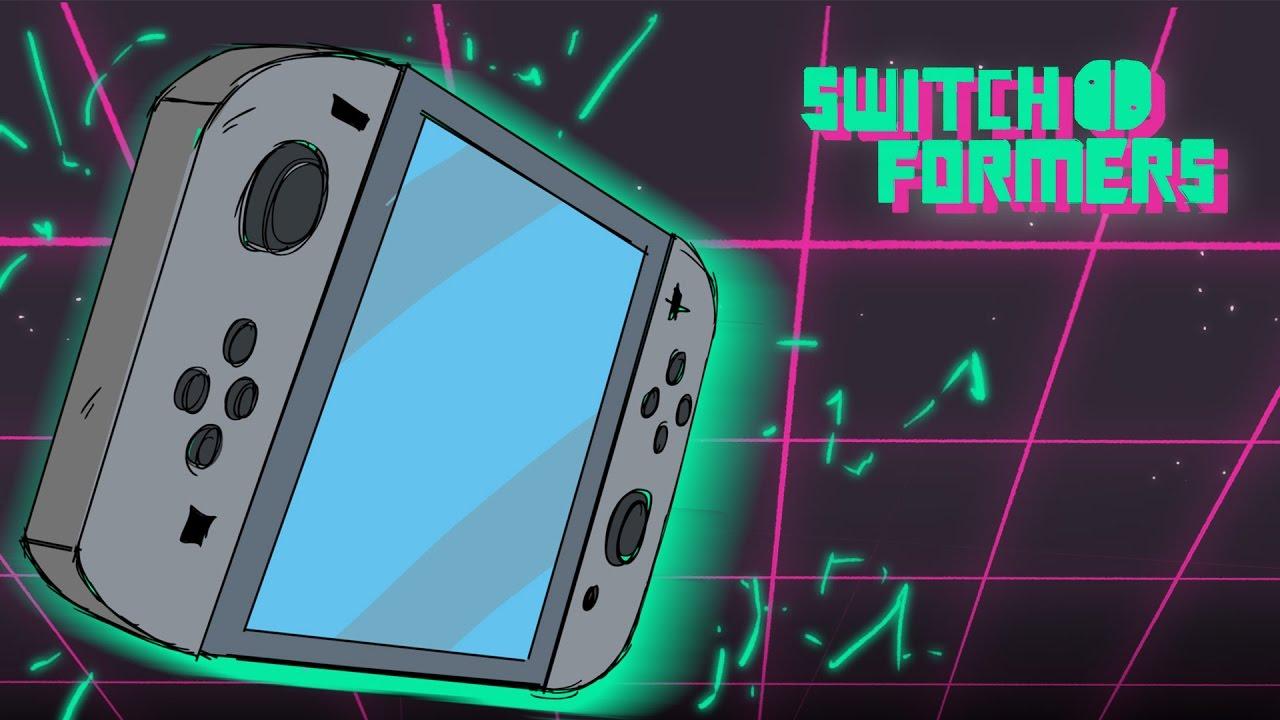 Das Nintendo Switch bekam einen ziemlich coolen Fantrailer im Stil alter Zeichentrickserien