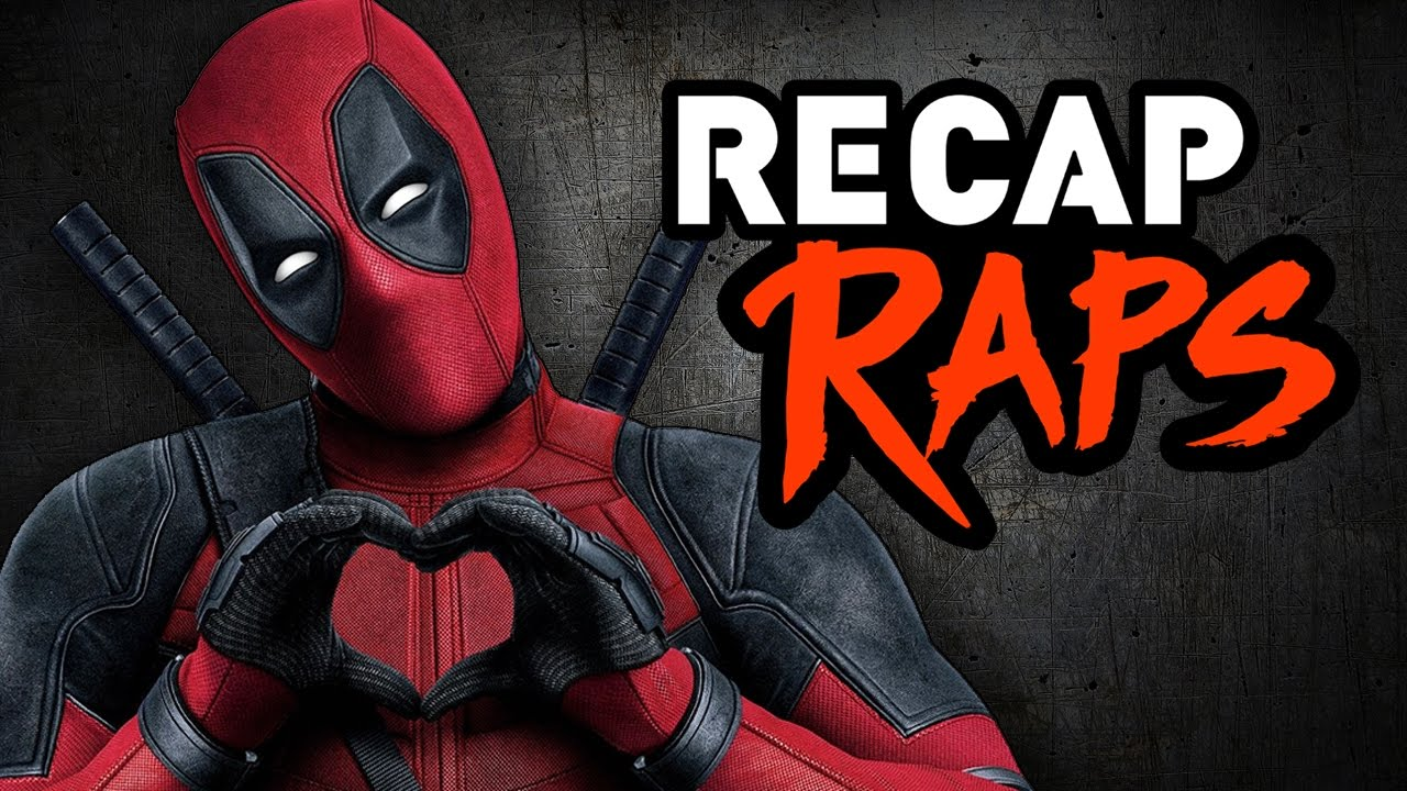 """Deadpool"": Der Film als Rap zusammengefasst"