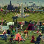 """""""Der Garten der Lüste"""" von Hieronymus Bosch animiert, zeitgenössisch und in 4K"""