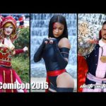 Ein Cosplay-Musik-Video von der New York Comic Con 2016