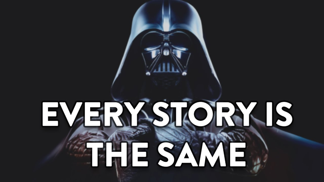 Ein Essay darüber, dass eigentlich jede Geschichte gleich ist