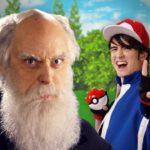 EPIC RAP BATTLES OF HISTORY: Ash Ketchum vs. Charles Darwin