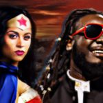 EPIC RAP BATTLES OF HISTORY: Wonder Woman vs. Stevie Wonder