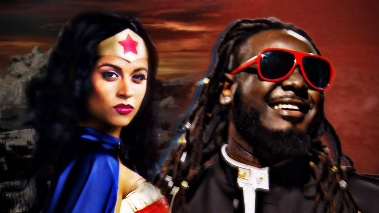 EPIC RAP BATTLES OF HISTORY: Wonder Woman vs. Stevie Wonder
