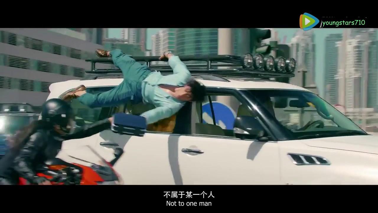 """Im Trailer zu """"Kung Fu Yoga"""" fährt Jackie Chan als Archäologe mit einem Löwen im Auto"""
