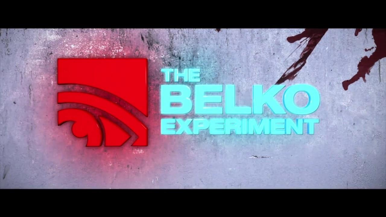 """Im Trailer zu """"The Belko Experiment"""" sperrt James Gunn Leute in einem Bürokomplex ein"""