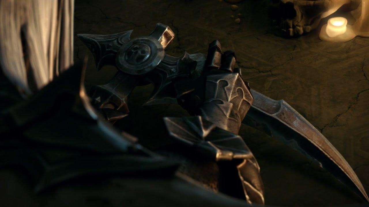 """In einem neuen DLC wird der Necromancer seinen Weg zu """"Diablo 3"""" finden"""