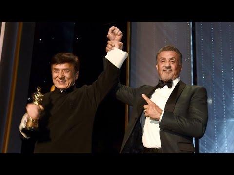 Jackie Chan bekommt den Honory Oscar Award und alles ist ganz zauberhaft!