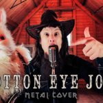 "Leo Moracchioli covert ""Cotton Eye Joe"" von Rednex in Metal"