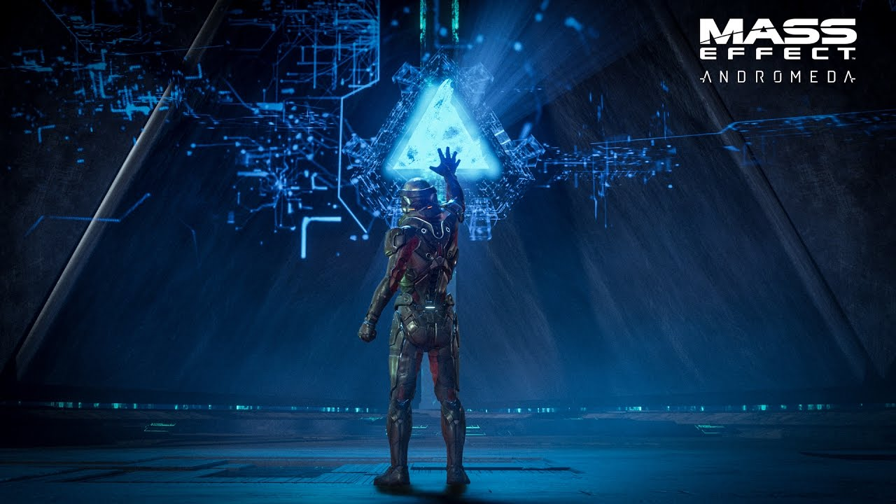 """Mass Effect: Andromeda"" – Hose auf, der erste Trailer ist da!"