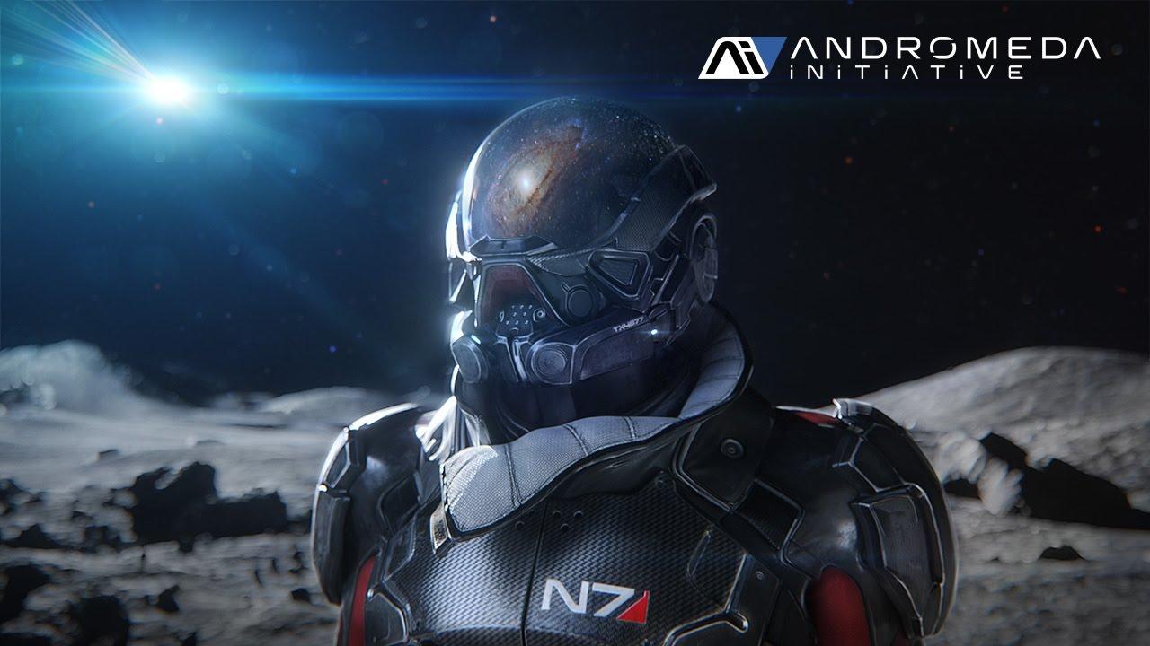 """""""Mass Effect: Andromeda"""" möchte, dass wir uns der Andromeda Initiative anschließen"""