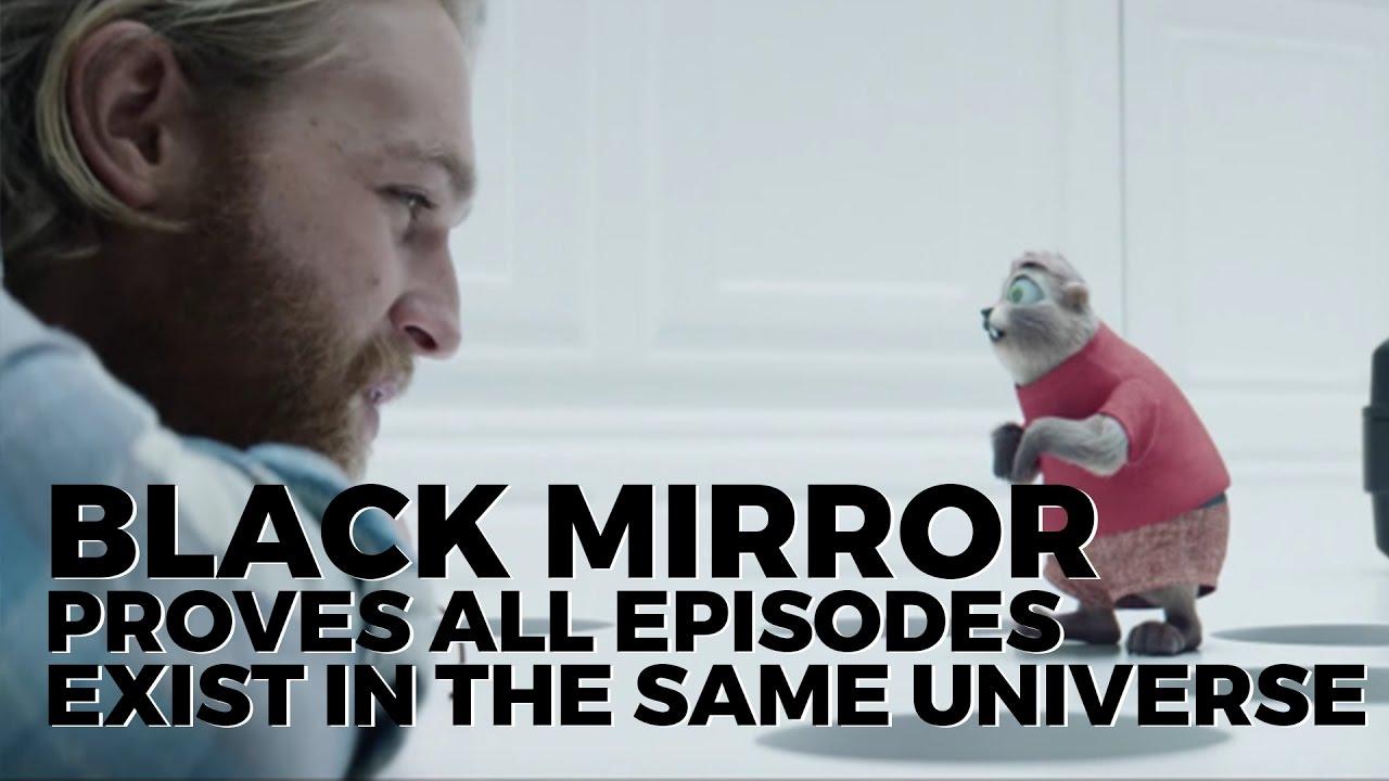 """Offenbar wird ganz """"Black Mirror"""" durch seine Easter Eggs verknüpft"""