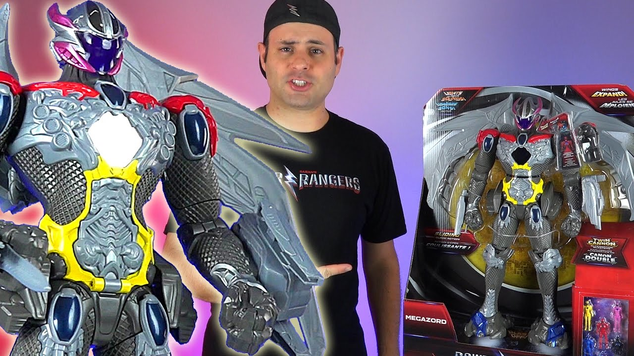 """Power Rangers"": Nochmal kurz zu dem neuen Megazord"