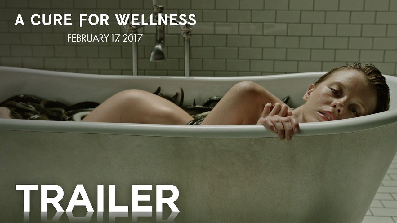 """A Cure for Wellness"" sieht im richtigen Trailer ja nochmal extra creepy aus"