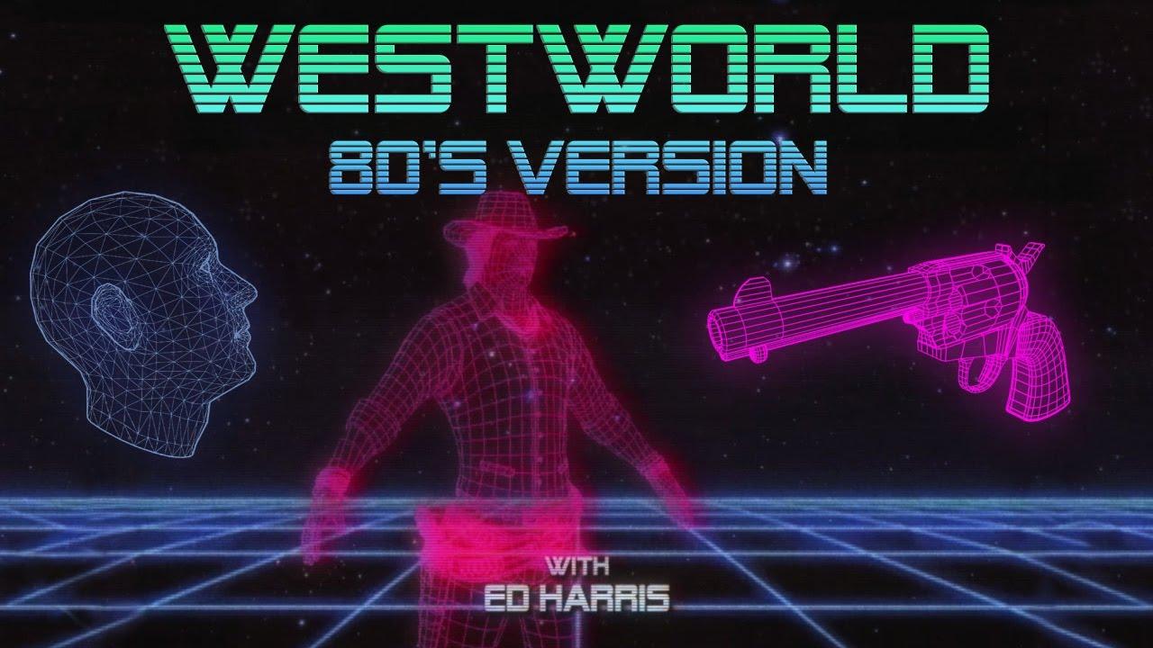 """Das Intro zu """"Westworld"""", wäre es eine Serie in den 80s gewesen"""