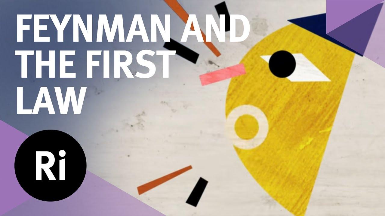 Ein hübscher Film erklärt uns mit Holzklötzen den ersten Hauptsatz der Thermodynamik
