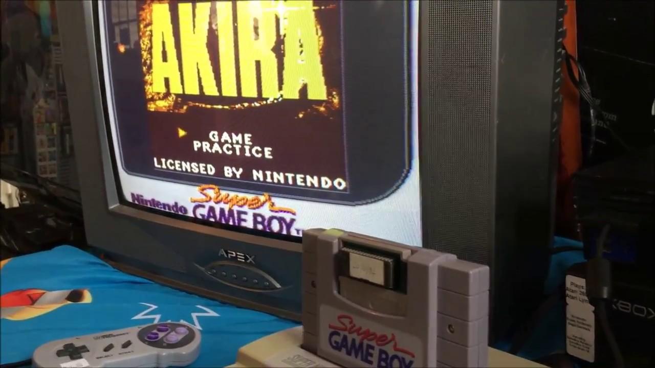 """Es wurde ein unveröffentlichtes und unvollständiges """"Akira""""-Spiel für den Game Boy gefunden!"""