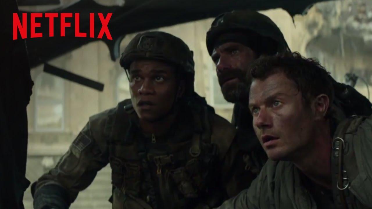 """Im Netflix-Film """"Spectral"""" kämpft eine Armee gegen geisterhafte Alien-Invasoren"""