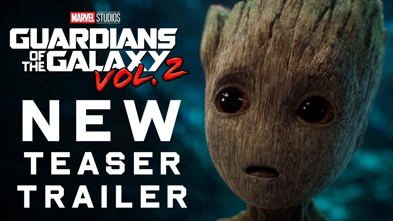 """Im neuen Trailer zu """"Guardians of the Galaxy Vol. 2"""" sehen wir endlich Baby Groot und Mantis!"""