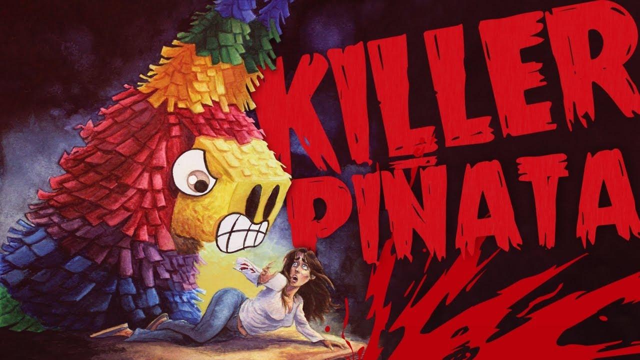 """Im Trailer zu """"Killer Piñata"""" nimmt eben jene für die Ungerechtigkeiten an ihrem Volk Rache an den Menschen!"""
