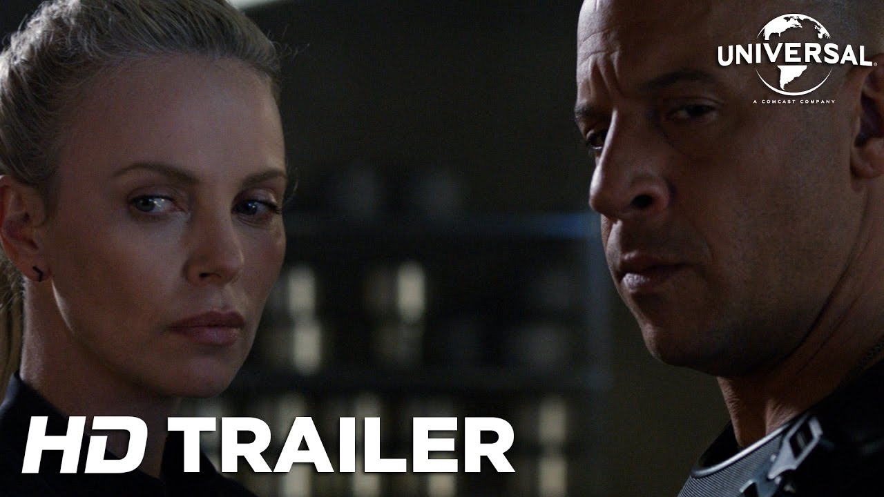 "Im Trailer zu ""The Fate of the Furious"" stellt sich Dom gegen die Family"