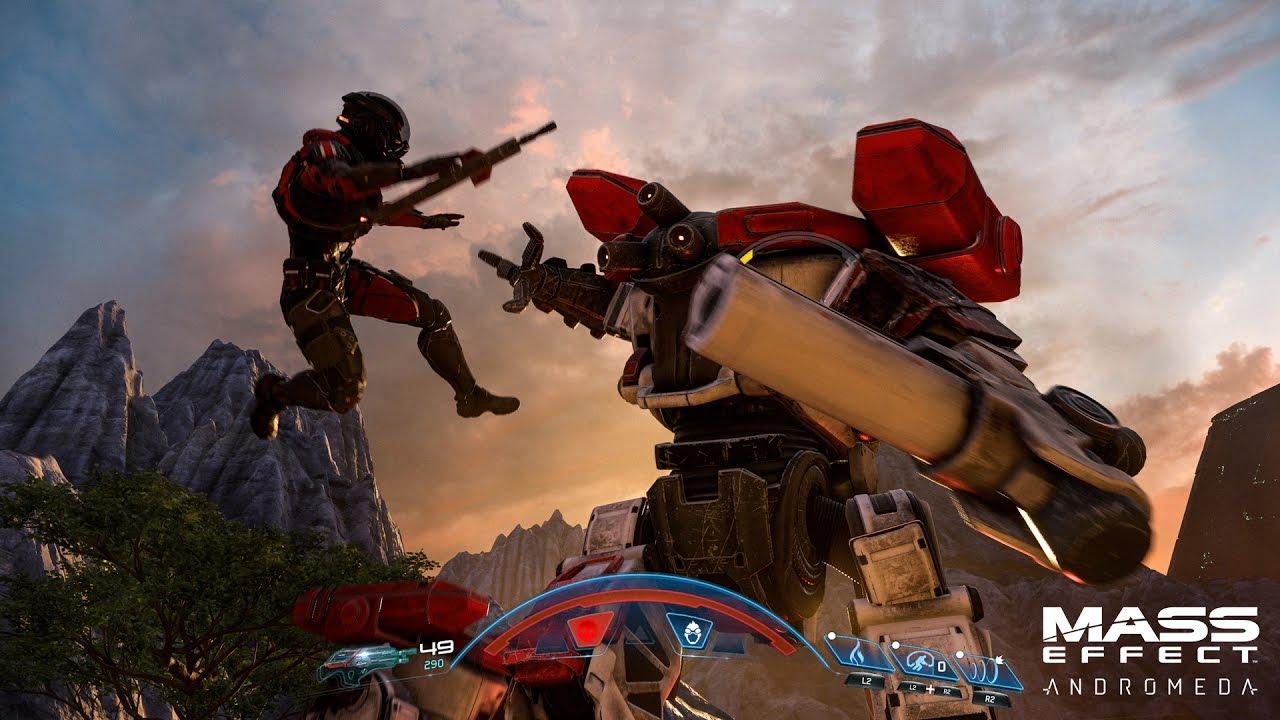"""""""Mass Effect: Andromeda"""" – Hose auf, der Gameplay-Trailer ist da!"""
