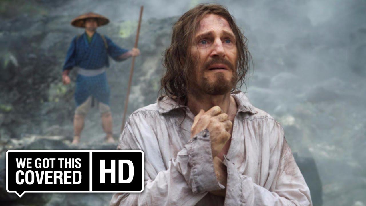 """""""Silence"""", der neue Film von Martin Scorsese mit Adam Driver, Liam Neeson und Andrew Garfield"""