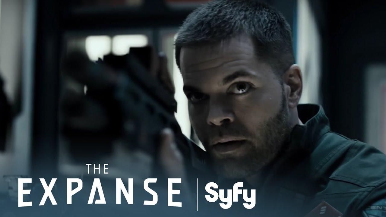 """""""The Expanse"""": Eine Featurette zur derzeit bestten Sci-Fi-Serie im Fernsehen mit Adam Savage"""
