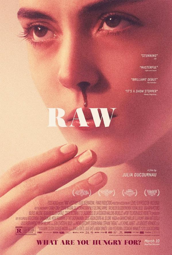 """Der Trailer zu """"RAW"""" verspricht einen optisch sehr ansprechend Horrorstreifen über Kannibalismus"""