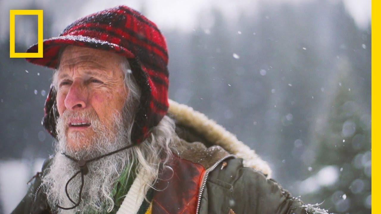 Billy Barr lebt seit 40 Jahren allein in der Einöde von Colorado und sammelt Daten über den Schneefall