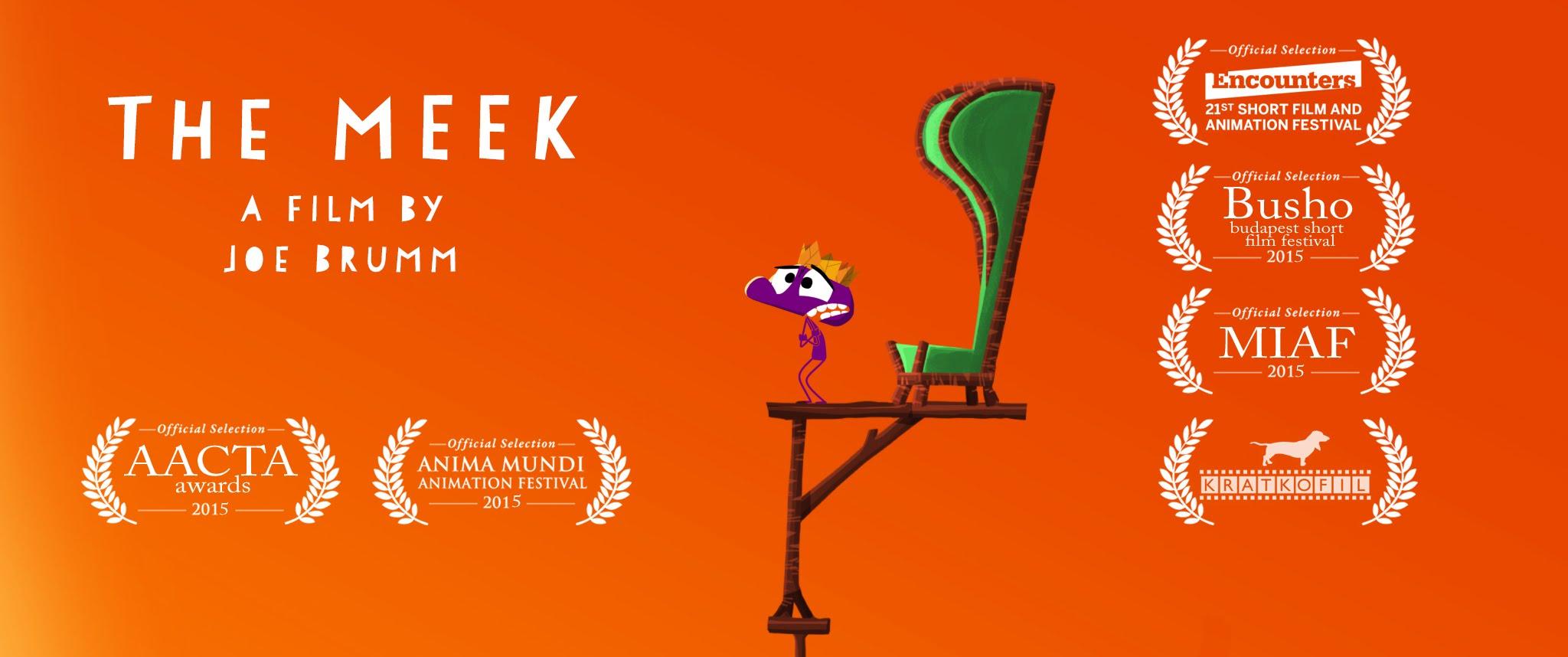 """Der Animationskurzfilm """"The Meek"""" zeigt uns den Aufbau und Verfall einer Ameisenzivilisation mit einer Zigarettenkippe"""